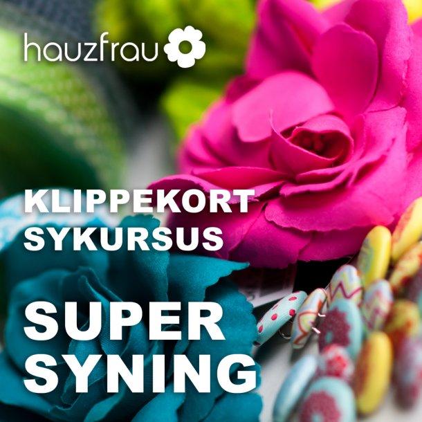 Hauzfrau Super Syning Forårssæson