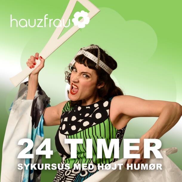 24 Timer - Et Hauzfrau kursus i Kerteminde – mønsterkonstruktion, syteknikker Udsolgt