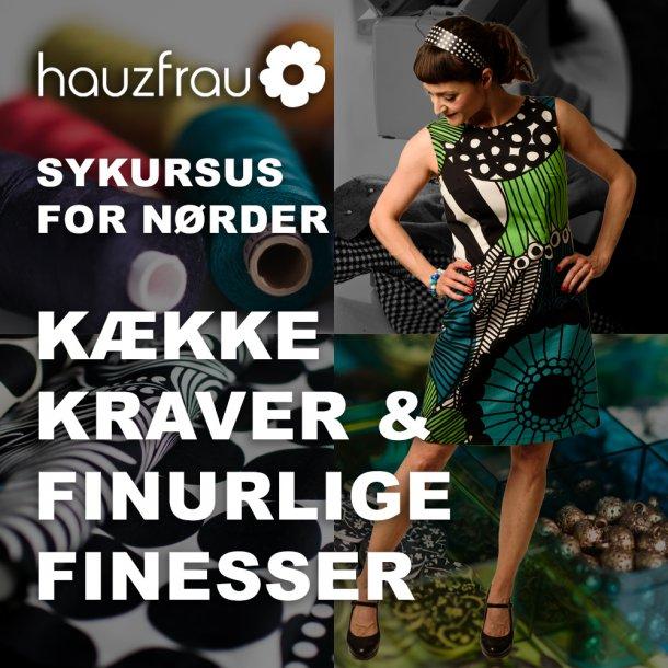 Kække Kraver & Finurlige Finesser tirsdag d. 17 september i Næstved