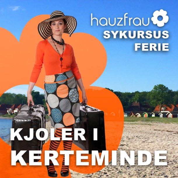 Kjoler i Kerteminde - Sykursus Ferie 15-19 marts 2021 (depositum ) Udsolgt