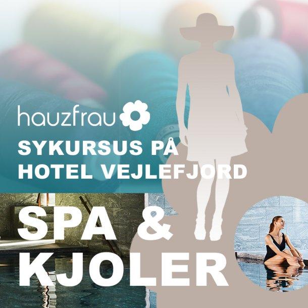 Spa & Kjoler 6-7 marts 2021 på Vejlefjord Udsolgt