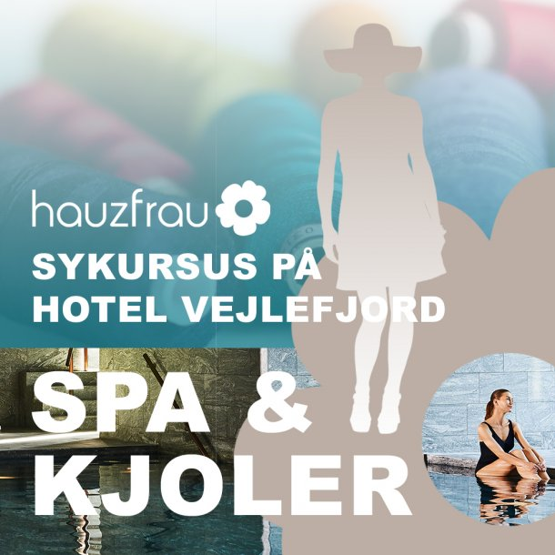Spa & Kjoler 17 - 18 oktober 2020 på Hotel Vejlefjord