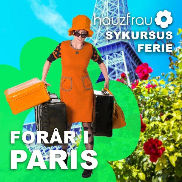 Forår i Paris 5-8 april 2020 (depositum)